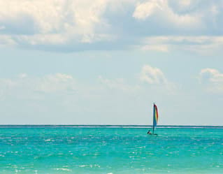 Hobie Cat, Belmond Maroma Resort & Spa