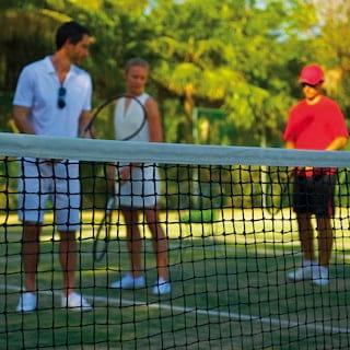 Belmond Maroma Resort & Spa Tennis