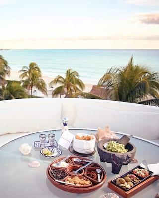 Gourmet Package Riviera Maya