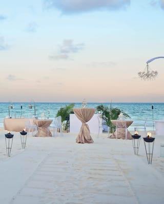 micro wedding riviera maya mexico