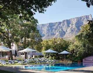 Mount Nelson Hotel Pool