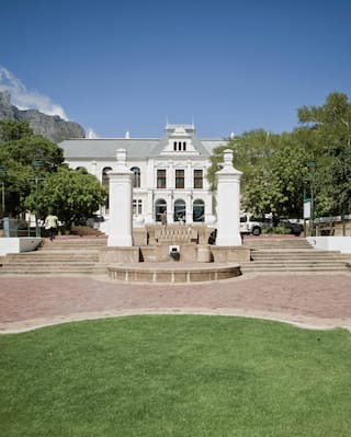 Cape Town Walking Tour