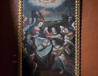 Recorrido de arte Belmond Monasterio