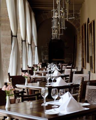 Restaurante Illariy, em Cusco