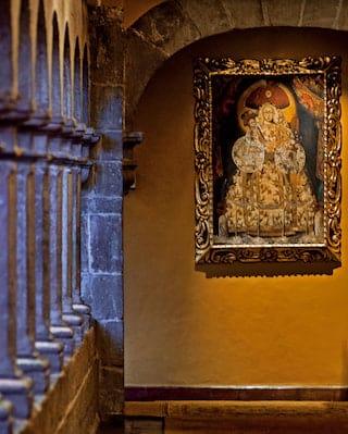 Belmond Hotel Monasterio art collection