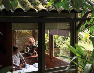 Spa de Belmond Sanctuary Lodge