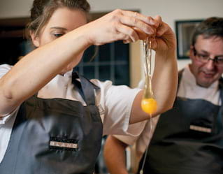Private Tuition - Cookery School