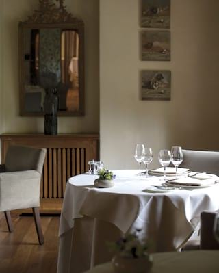Raymond Blanc restaurant in Oxfordshire