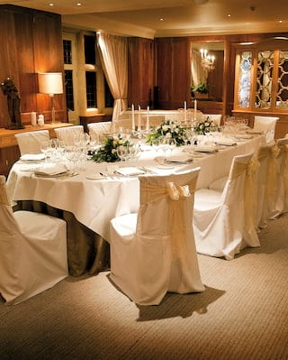 Weddings at Le Manoir, Oxfordshire