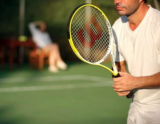 Tennis in Koh Samui