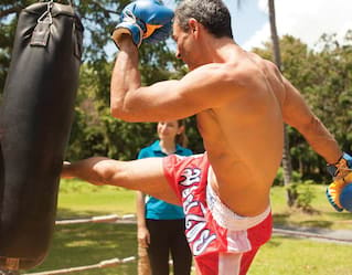 Thai Boxing in Koh Samui