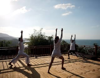 Yoga in Koh Samui