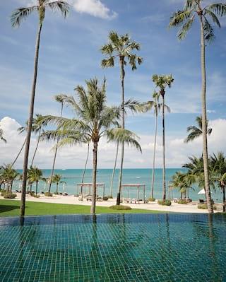 Beach, Belmond Napasai, Koh Samui