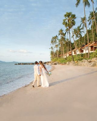 micro wedding in koh samui thailand