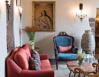 Belmond Palacio Nazarenas lounge