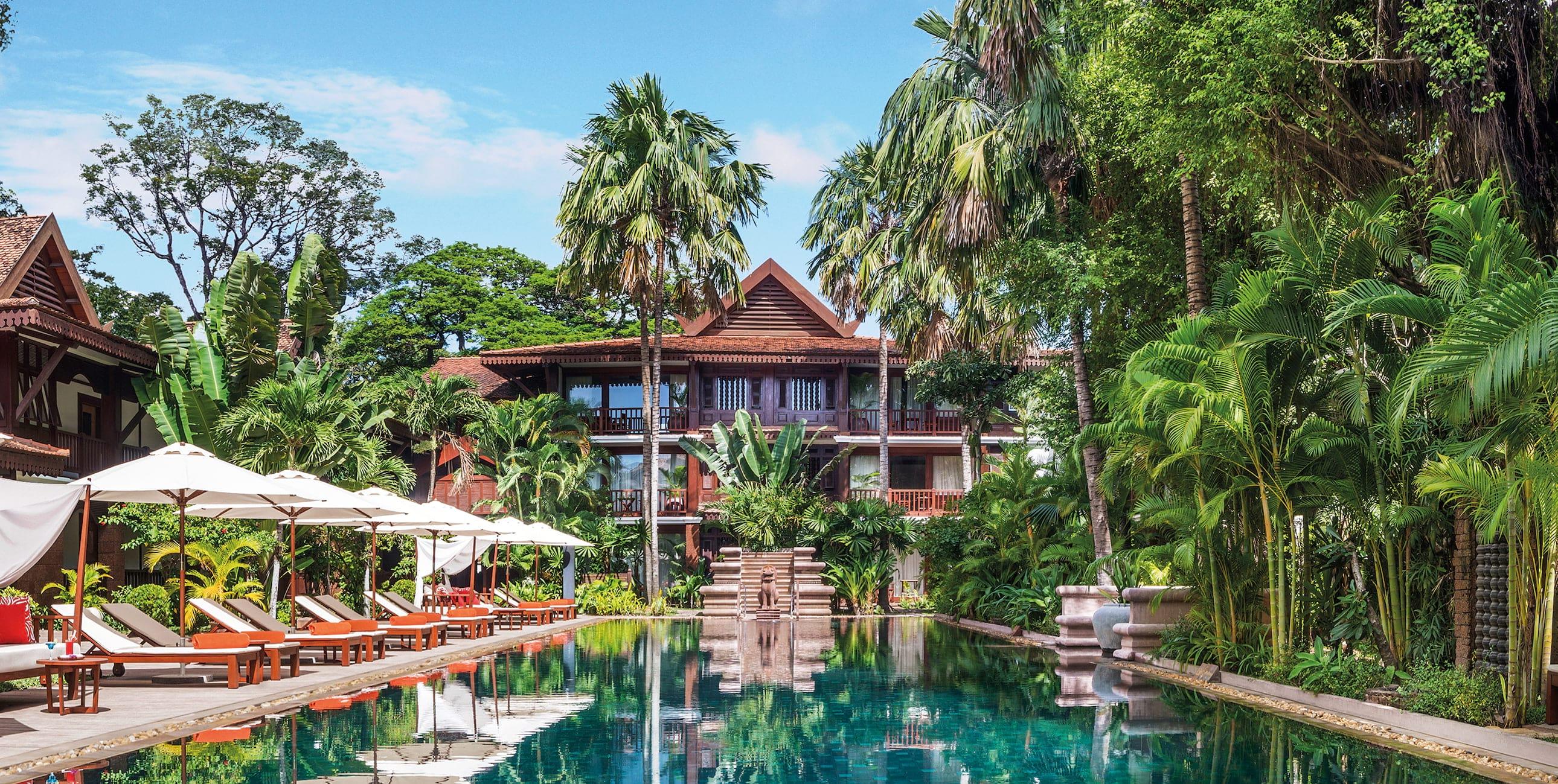 Belmond La R 233 Sidence D Angkor Luxury Siem Reap Hotel