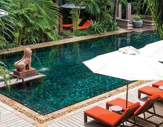 Belmond La Résidence d'Angkor Swimming Pool