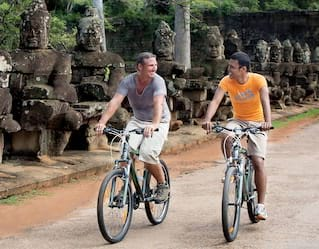 Cycling Tours in Angkor