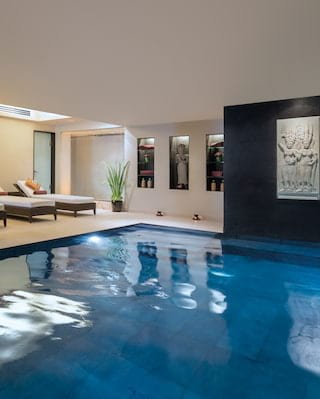 Luxury spa in Siem Reap