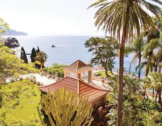 Madeira Garden Tour