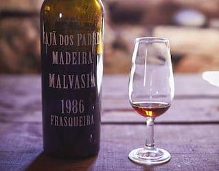 Wine Tasting Madeira