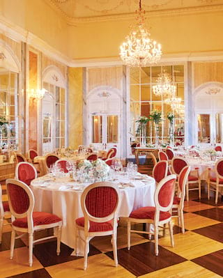 The Dining Room, Belmond Reid's Palace