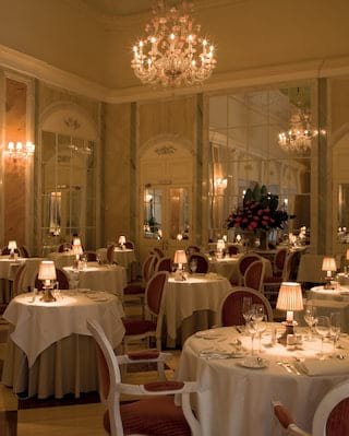 The Dining Room, Belmond Reid's Palace