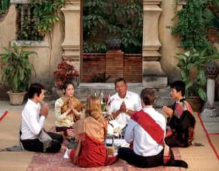 Traditional Baci Ceremony