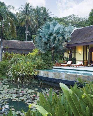 Luxury spa in Luang Prabang