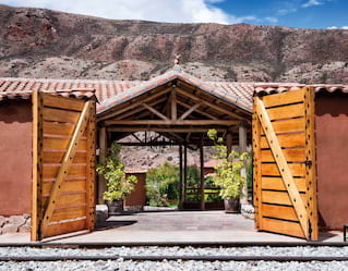 Sacred Valley Station