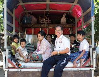 Belmond Myanmar Foundation