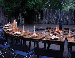 Boma, authentic African experience