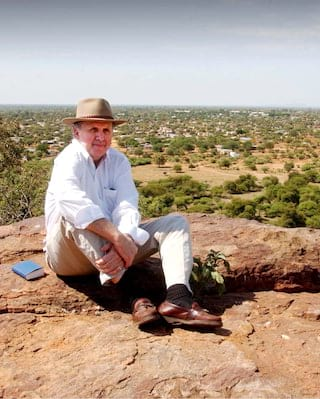 Botswana with Alexander McCall Smith