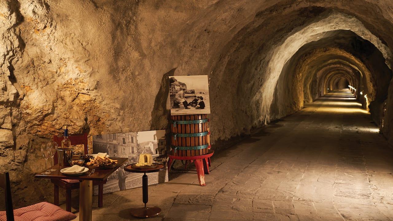 La Portofinese Wine Tasting