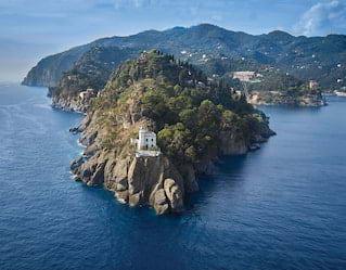 Portofino Lighthouse Dinner