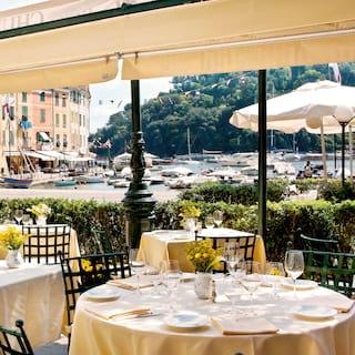 Chuflay Restaurant in Portofino