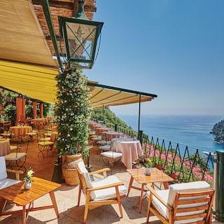 La Terrazza, Portofino Restaurant