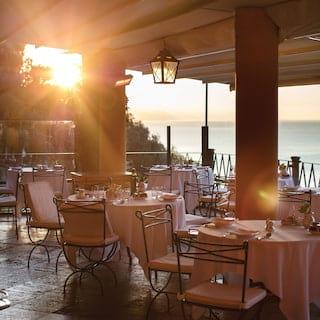 La Terrazza, Restaurant in Portofino
