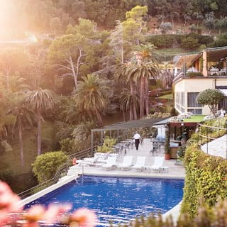 Hotel Splendido Pool