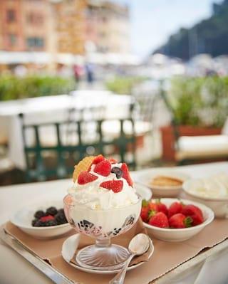 Ice cream tour in Italy