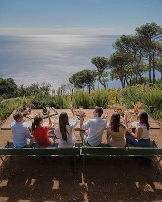 Olive oil tasting in Portofino