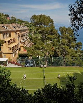 Belmond Hotel Splendido Tennis