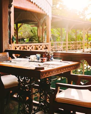 Belmond Govenor's Residence Restaurant