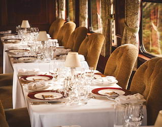 Exclusive Charters on board Belmond Royal Scotsman