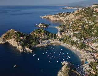Sicily Helicopter Tour