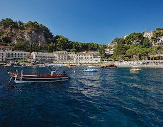 Escursioni in barca in Sicilia