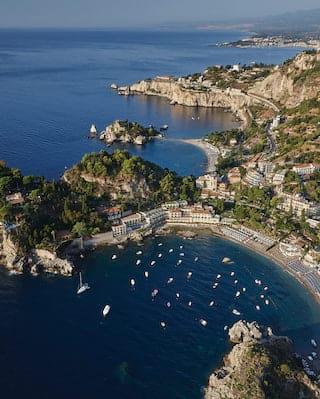Belmond Sicily Hotels