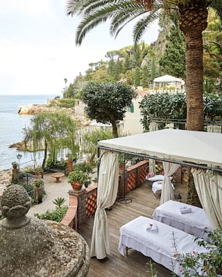 Belmond Villa Sant'Andrea Spa Terrace, Massage
