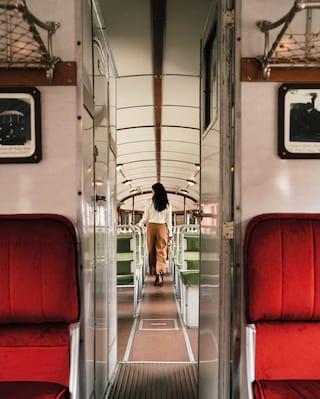 Sicily's Circumetnea train