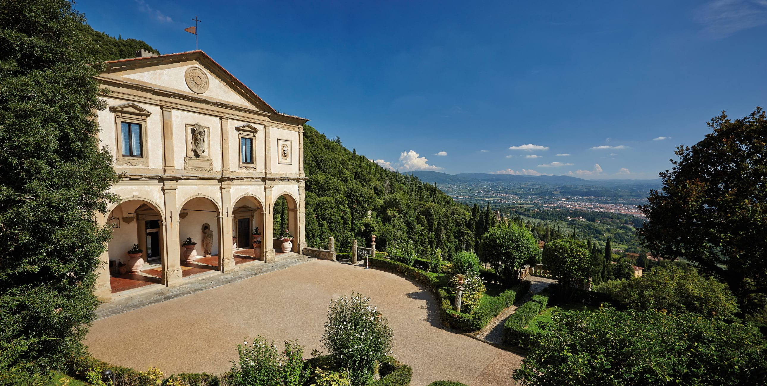 Belmond Villa San Michele Small Luxury Hotels In Florence